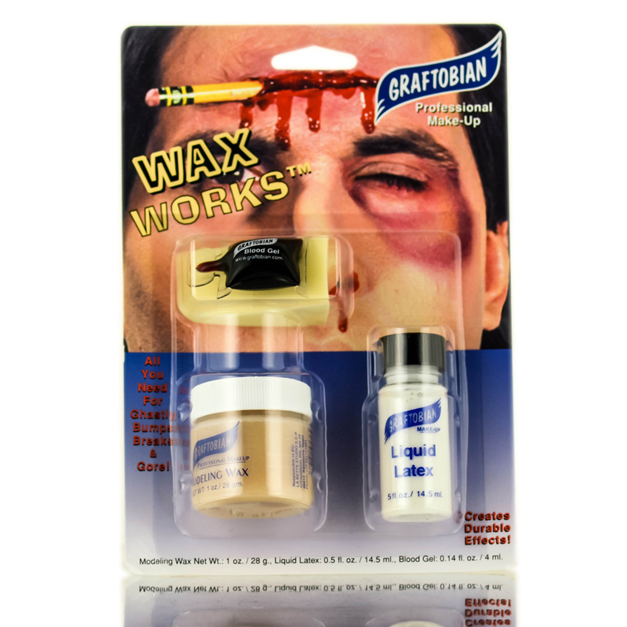 Graftobian Wax Works Set - SleekShop.com (formerly Sleekhair) - Wax ...