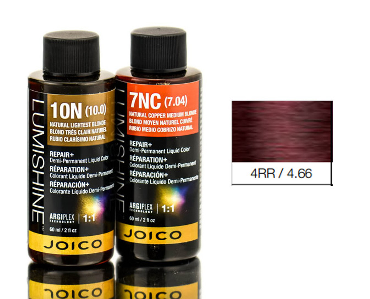 Joico Lumishine Demi Permanent Liquid Color Sleekshop