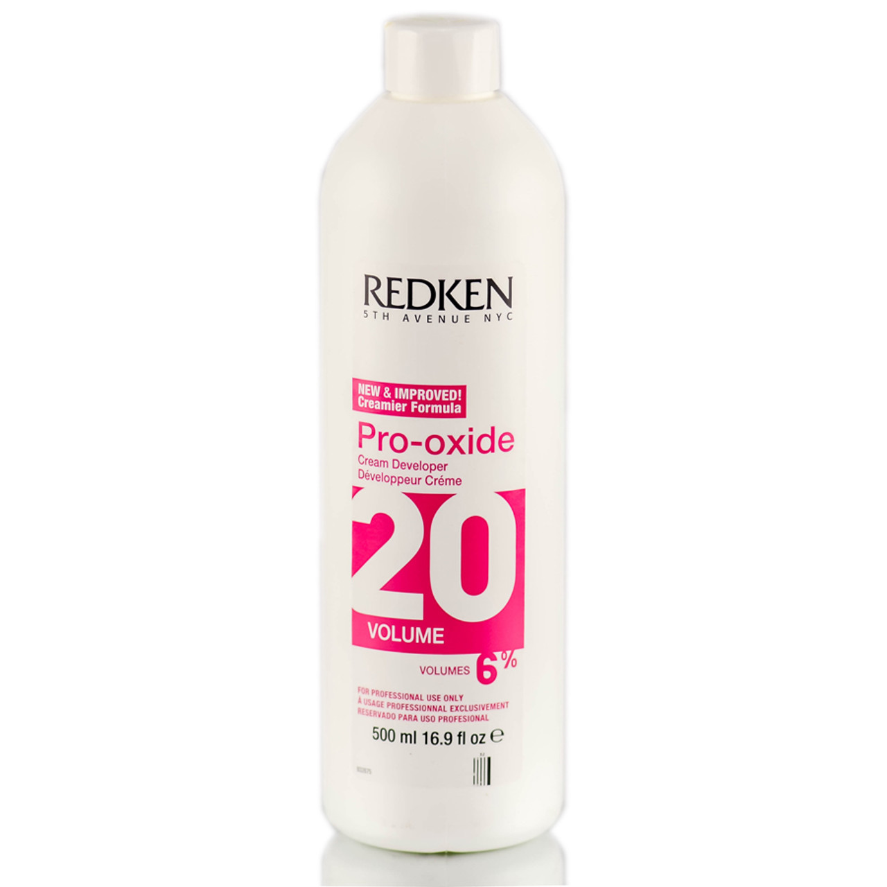 Redken Pro Oxide Cream Developer Sleekshop Formerly Sleekhair