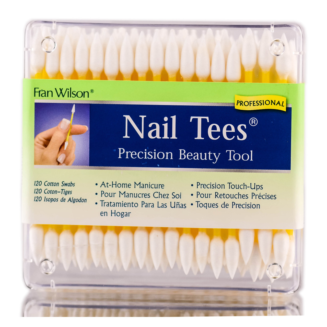 Fran Wilson Nail Tees Applicators - Pack of 120