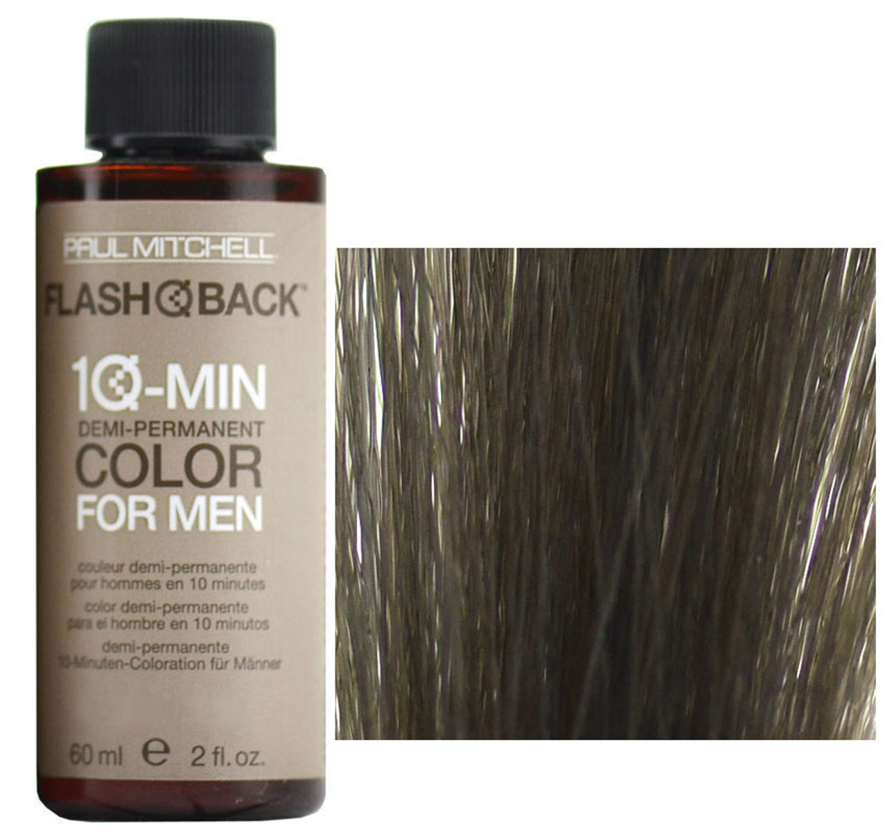Paul Mitchell Flash Back 10 Minute Hair Color For Men Sleekshop