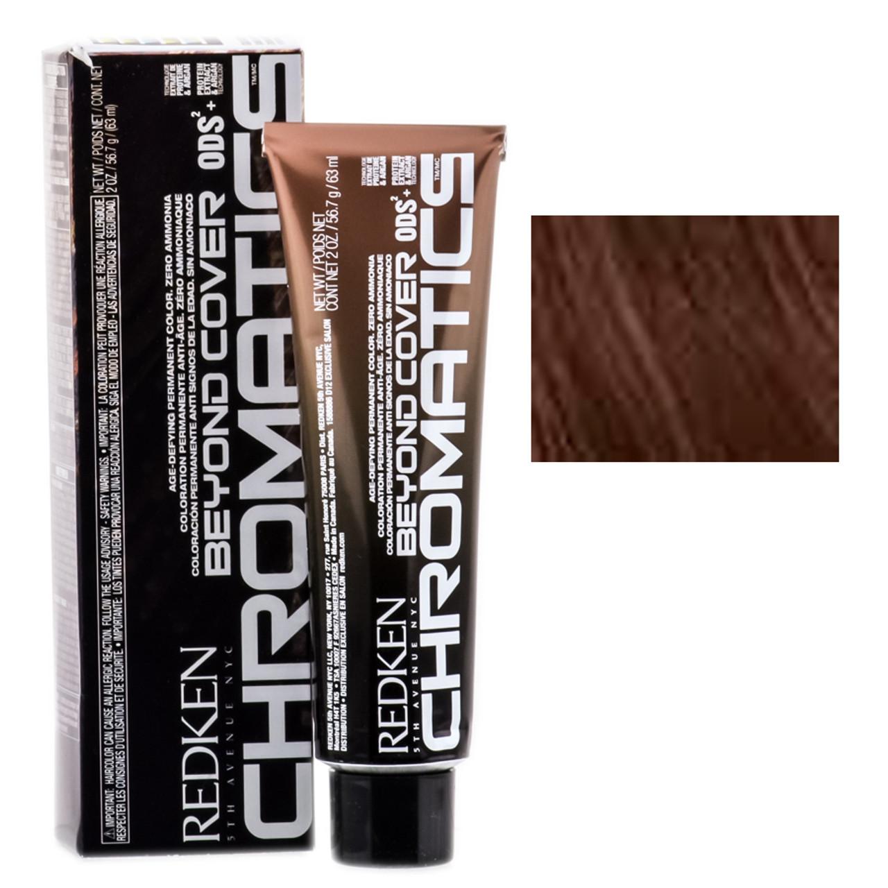 Redken Chromatics Beyond Cover Hair Color Sleekshop Formerly