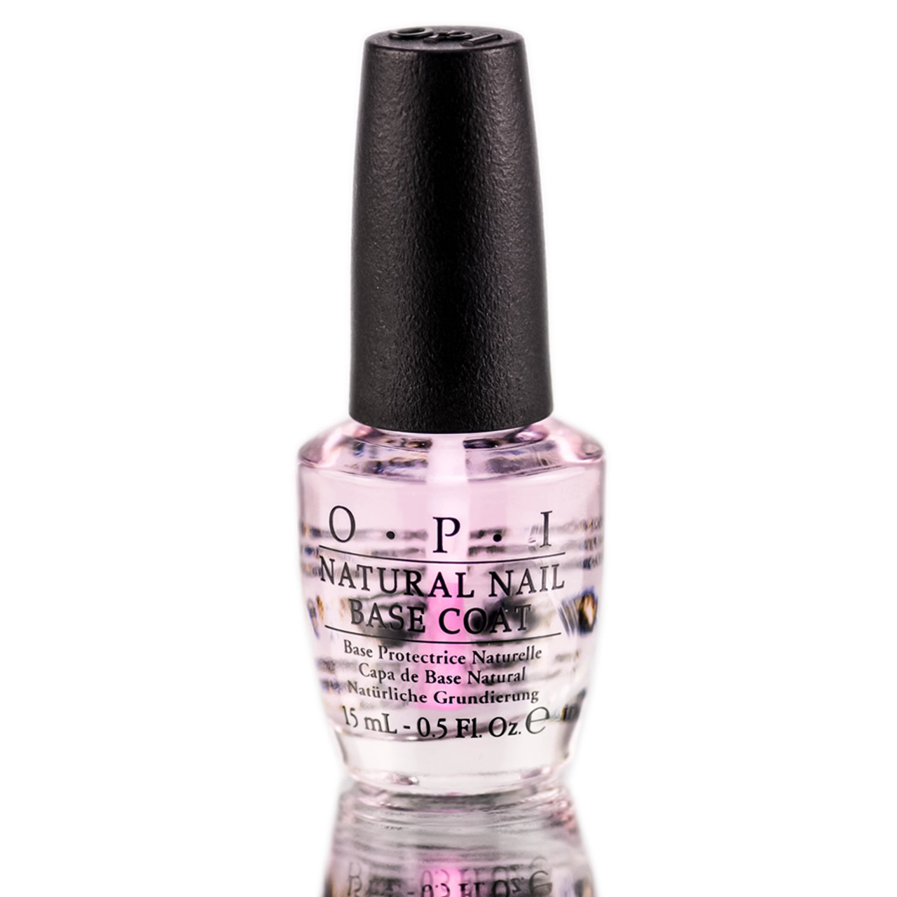 OPI Natural Nail Base Coat - SleekShop.com (formerly Sleekhair)