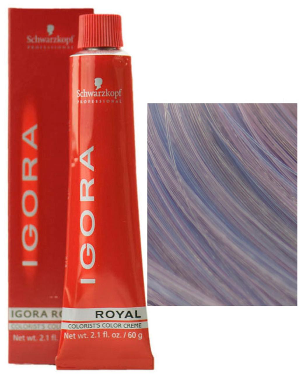 Schwarzkopf Professional Igora Royal Hair Color Sleekshop