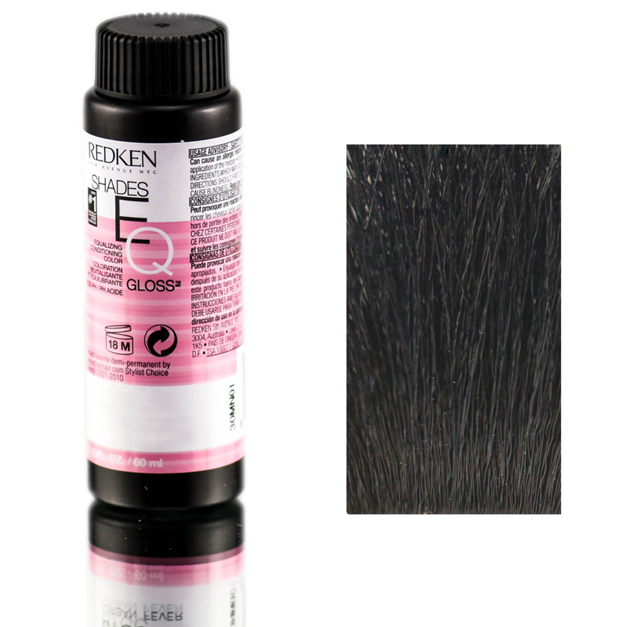 Redken Shades Eq Equalizing Conditioning Color Gloss Sleekshop