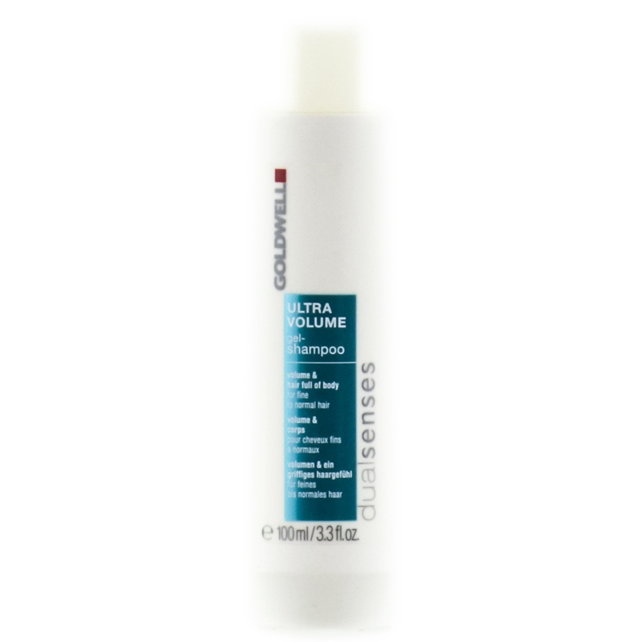 Goldwell DualSenses Ultra Volume Gel-Shampoo - SleekShop.com ...