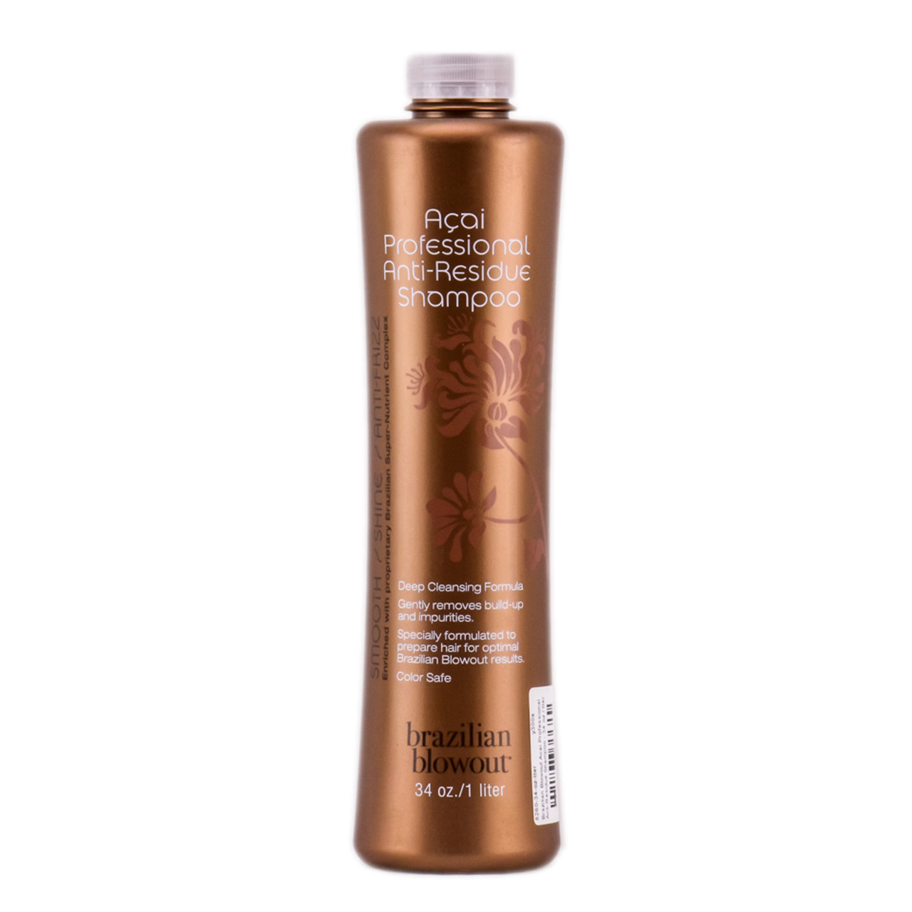 Brazilian Blowout Acai Professional Anti Residue Shampoo Sleekshop
