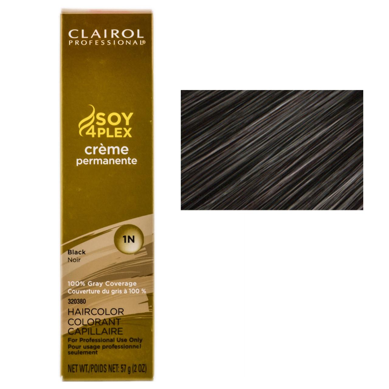 Clairol Professional Creme Permanente Hair Color Sleekshop