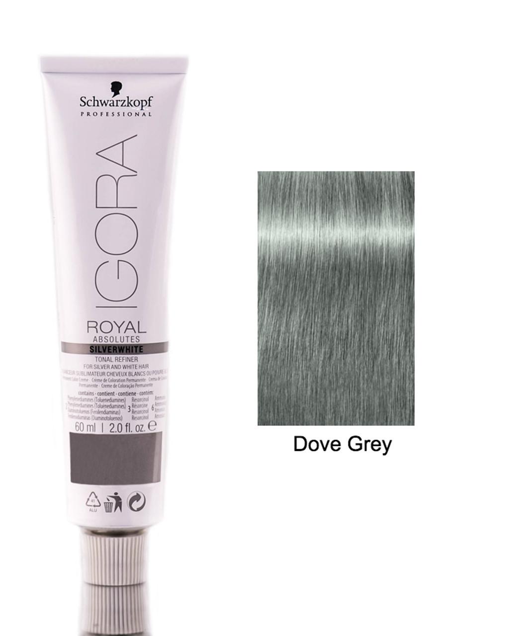 Schwarzkopf Professional Igora Royal Absolutes Silverwhite