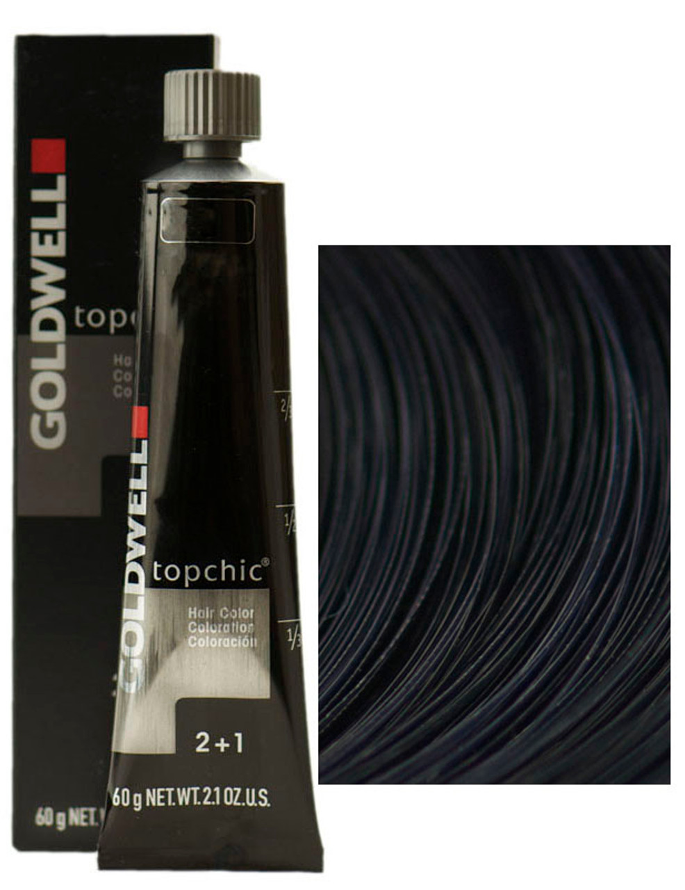 Goldwell Topchic Professional Hair Color 21 Oz Tube Sleekshop