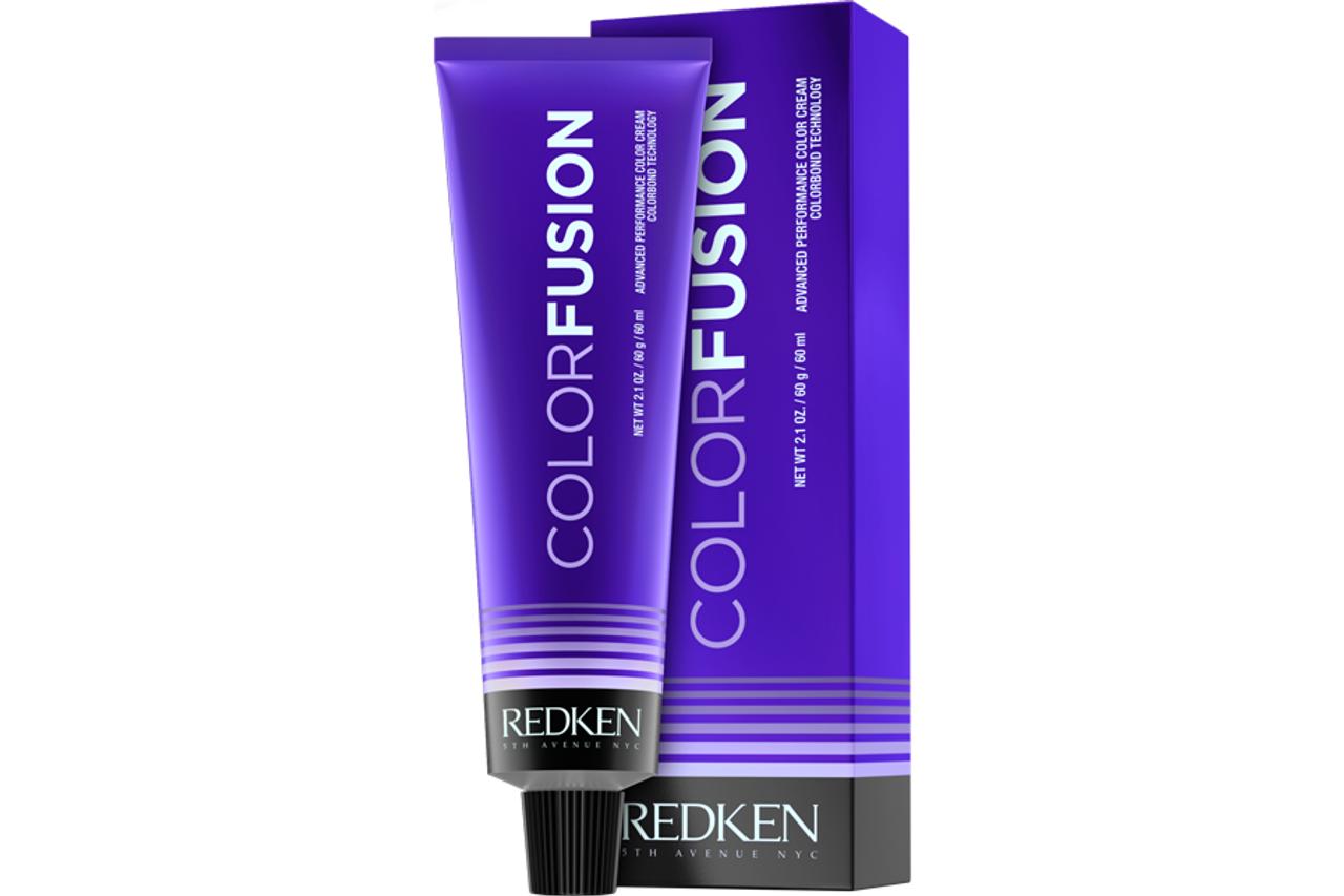Redken Color Fusion Hair Color Cool Fashion Sleekshop