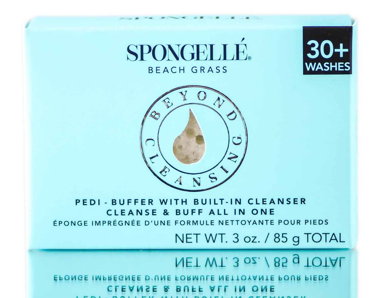 Spongelle Pedi-Buffer with Built-In Cleanser Main St. Apothecary VITAMIN C FACE FIRMING SERUM with Hyaluronic & Natural Argan Oil for all Skin Types 1oz / 30ml