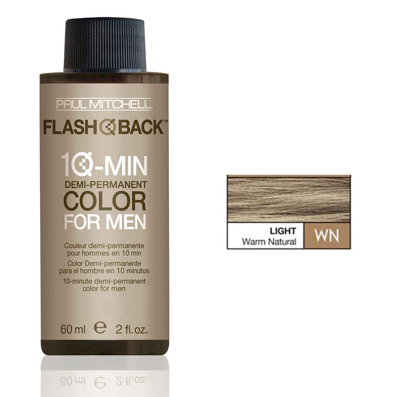 Paul mitchell flash back 10 minute hair color for men sleekshop paul mitchell flash back 10 minute hair color for men geenschuldenfo Image collections