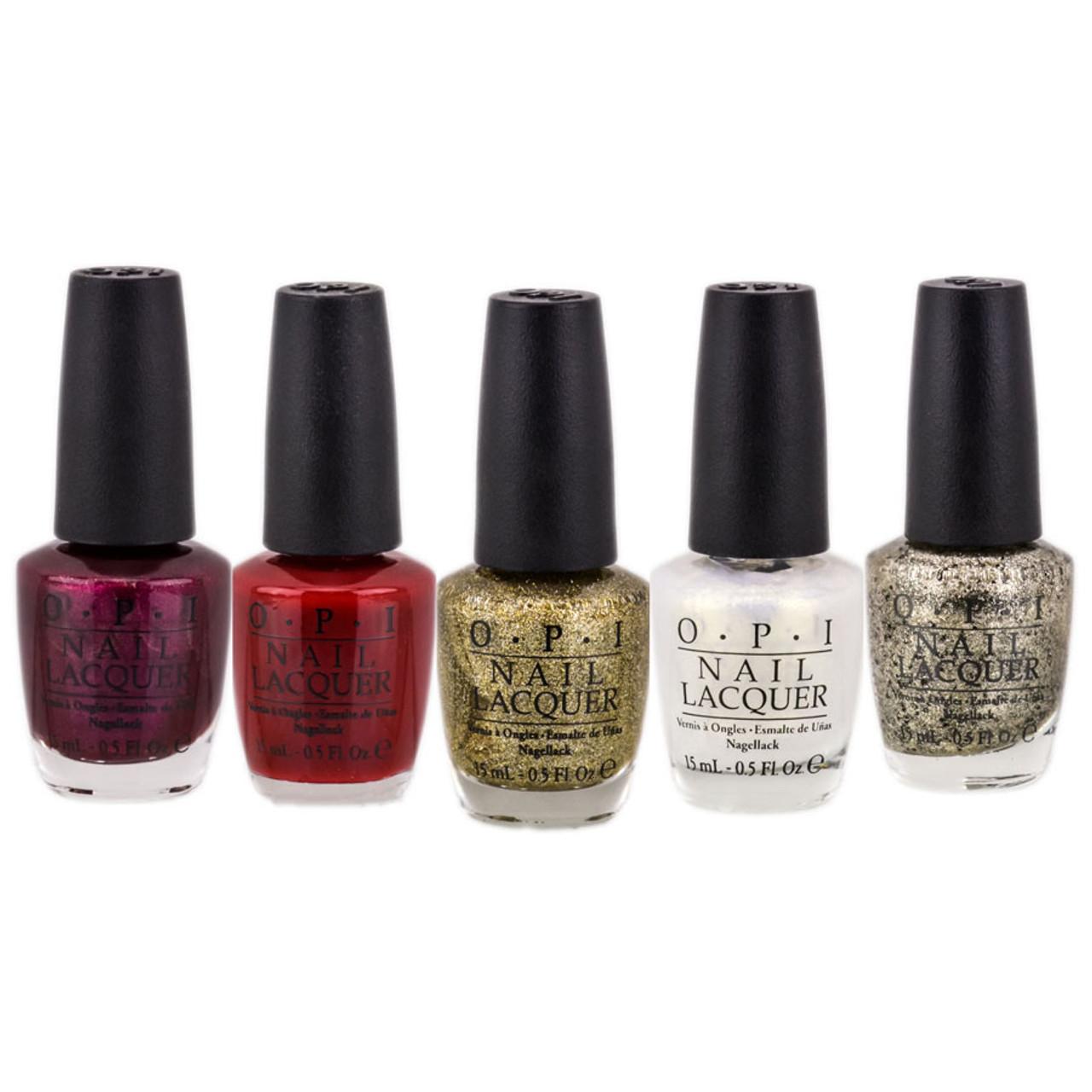 OPI Nail Polish Mariah Carey Winter Collection - SleekShop.com ...