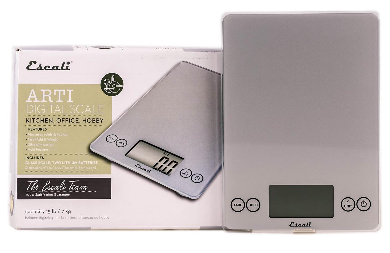 Escali Digital Kitchen Scale Review