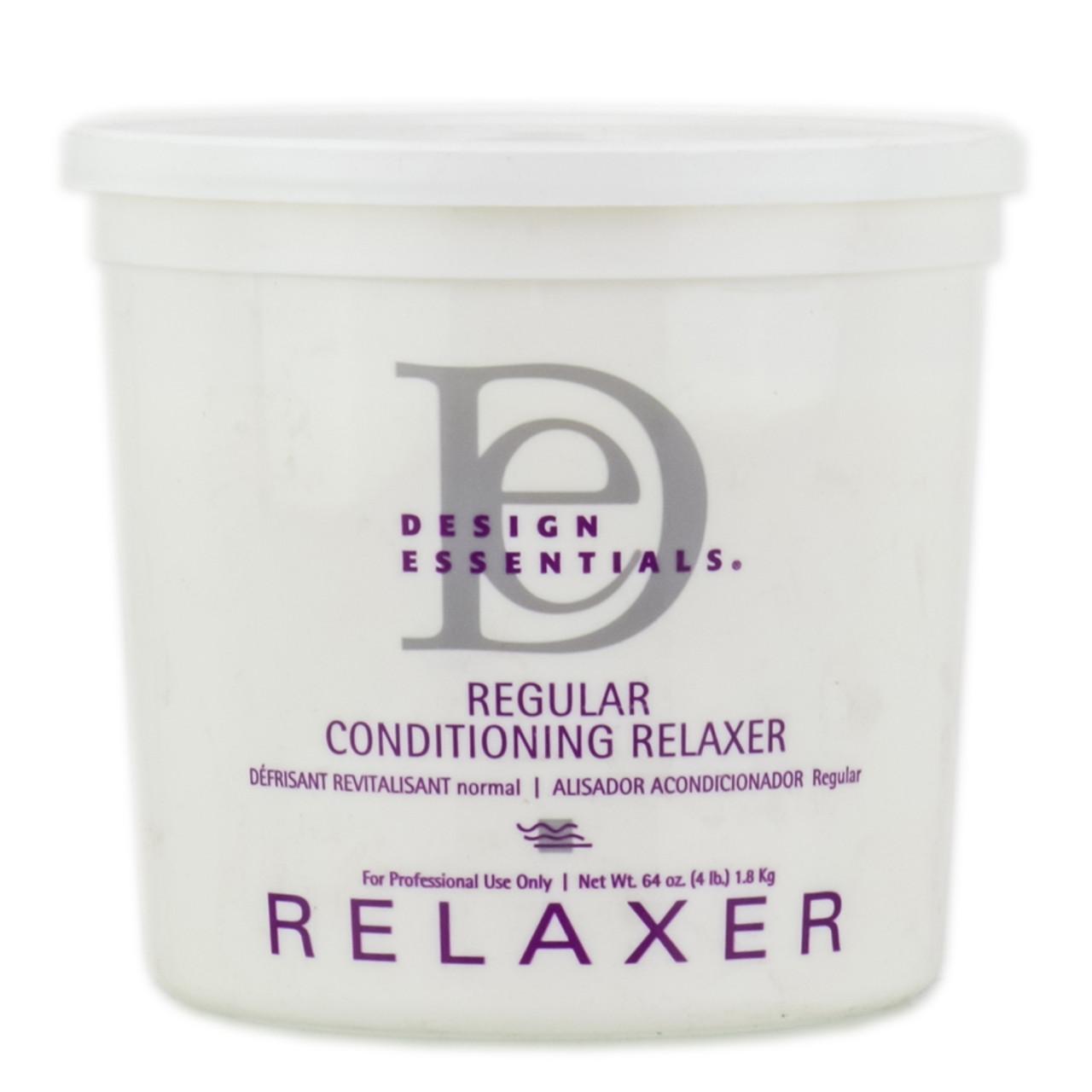 Home Designer Essentials: Design Essentials Regular Conditioning Relaxer