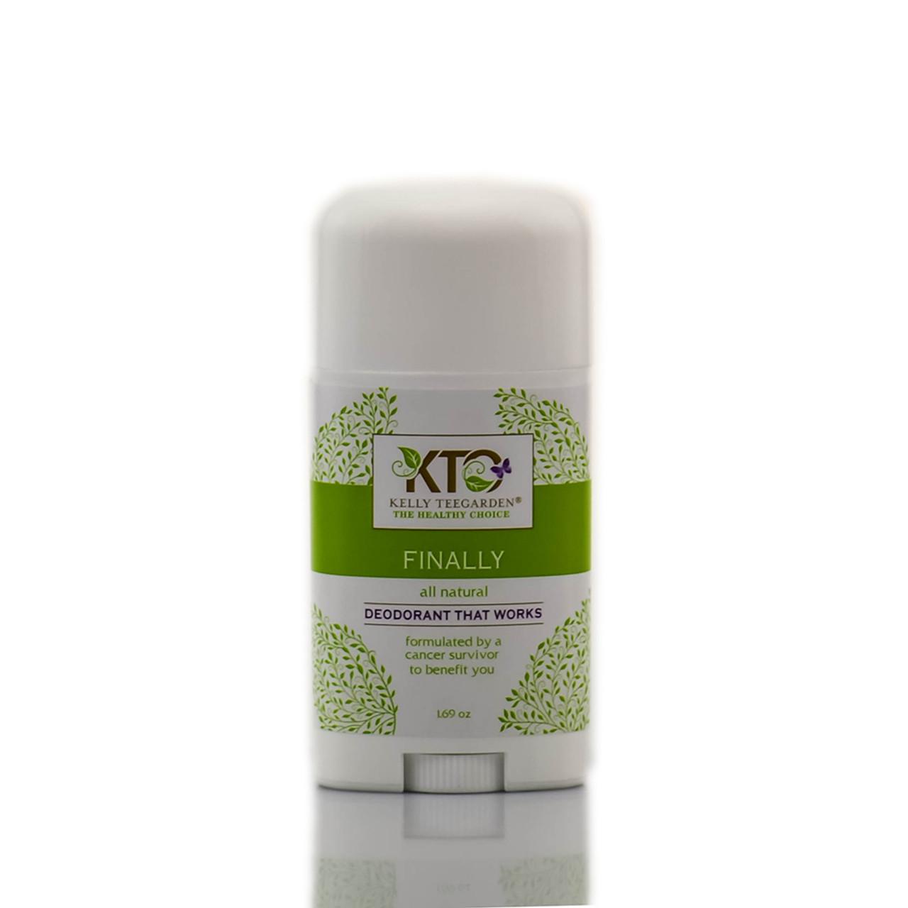 Organic Natural Deodorant That Works