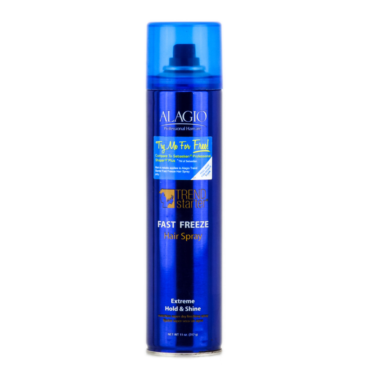 Alagio Trend Starter Fast Freeze Hair Spray