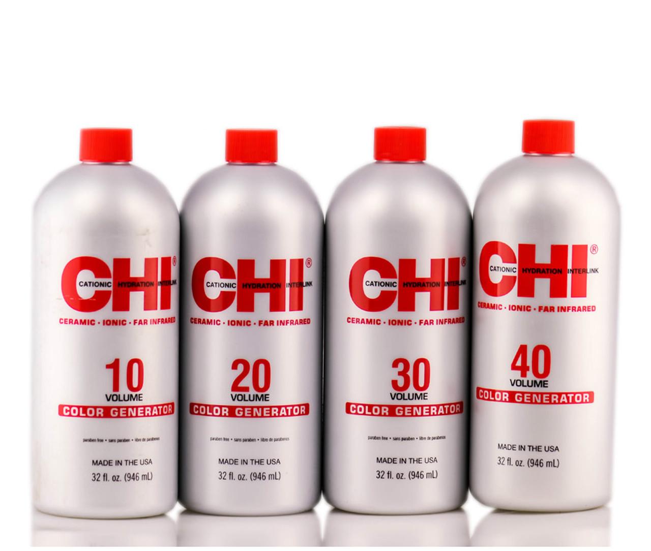 Chi Color Generator Sleekshop Formerly Sleekhair 10 Volume