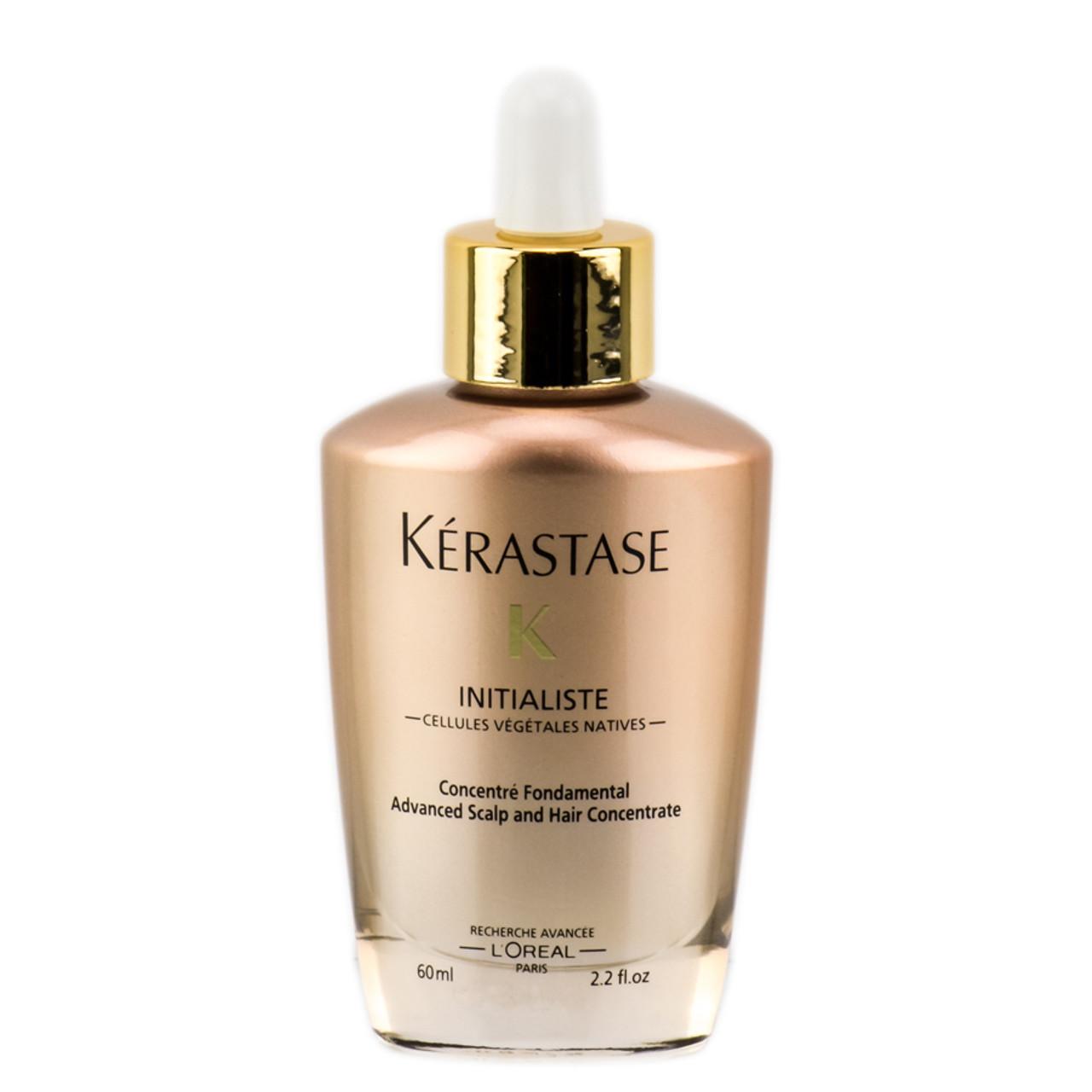Kerastase initialiste advanced scalp hair concentrate formerly sleekhair - Kerastase salon treatment ...
