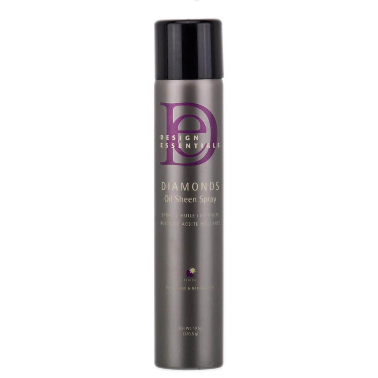 Home Designer Essentials: Design Essentials Diamonds Oil Sheen Spray