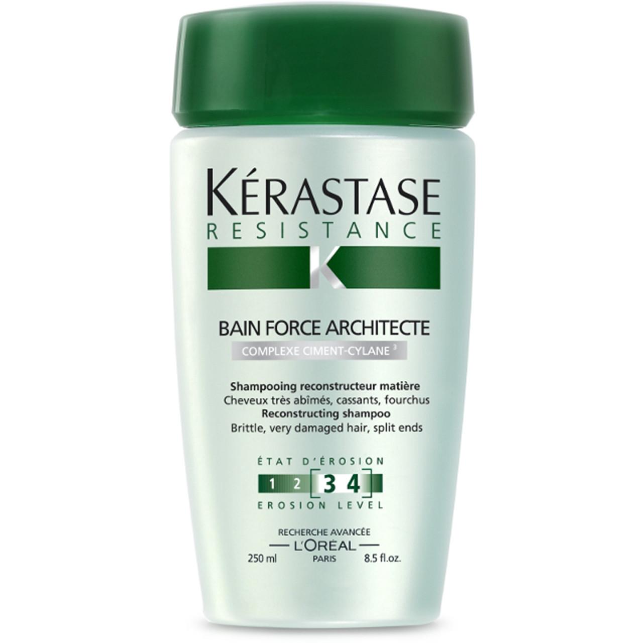 how to use kerastase shampoo