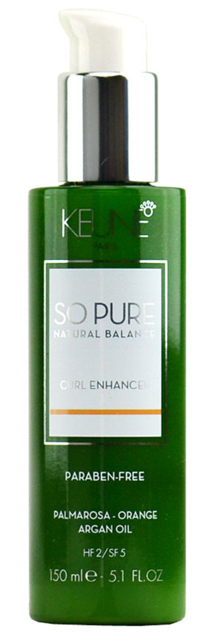 Keune So Pure Natural Balance Curl Enhancer Sleekshop