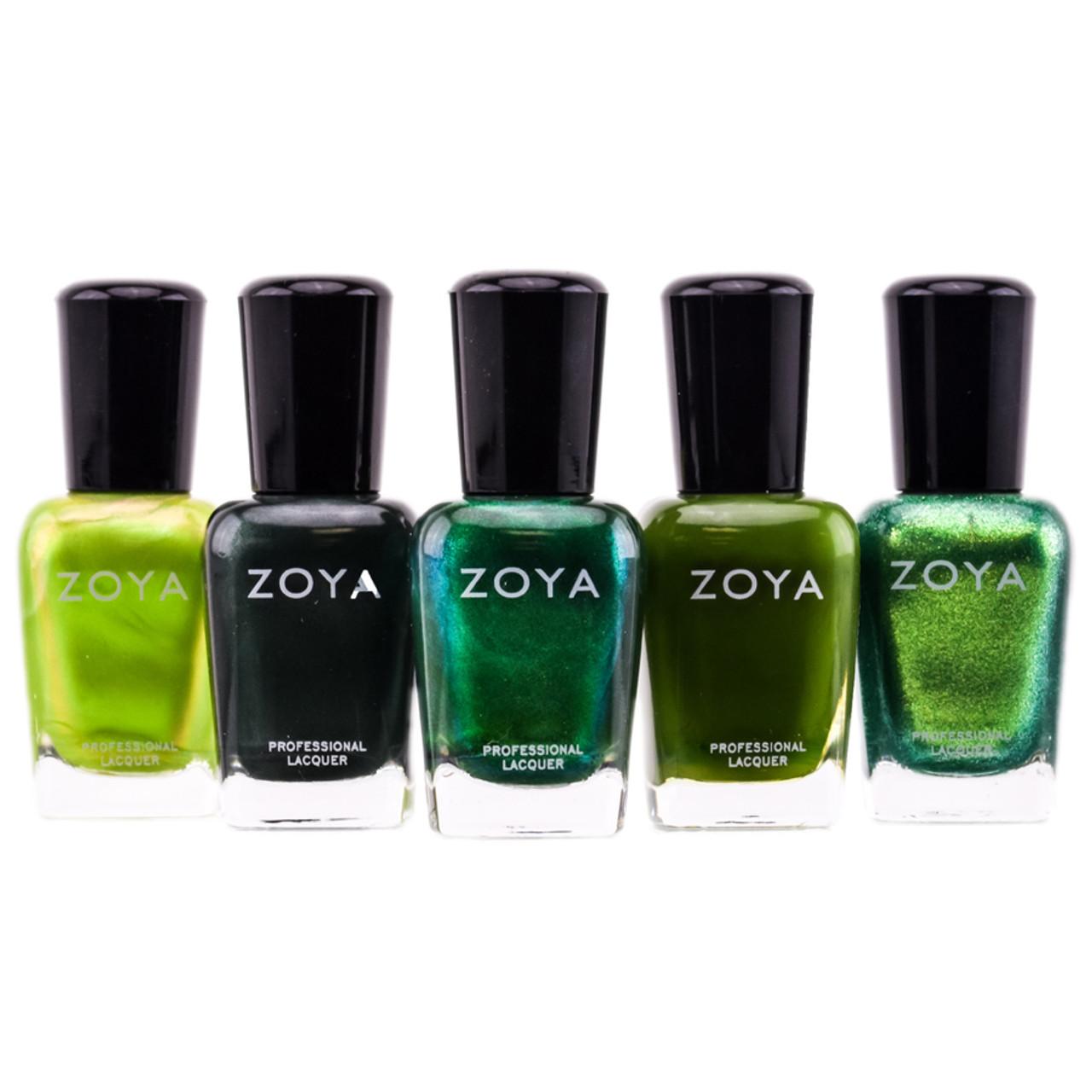 Natural Nail Polish: Zoya Natural Nail Polish