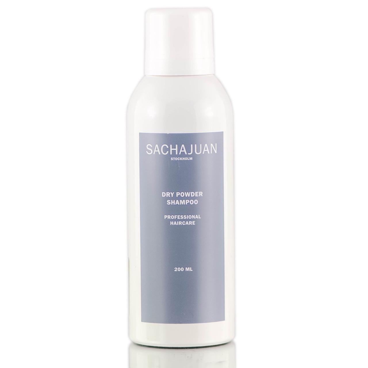 Dry powder shampoo