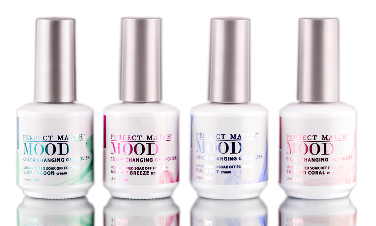 Lechat Perfect Match Mood Color Changing Gel Polish Sleekshop Com Formerly Sleekhair