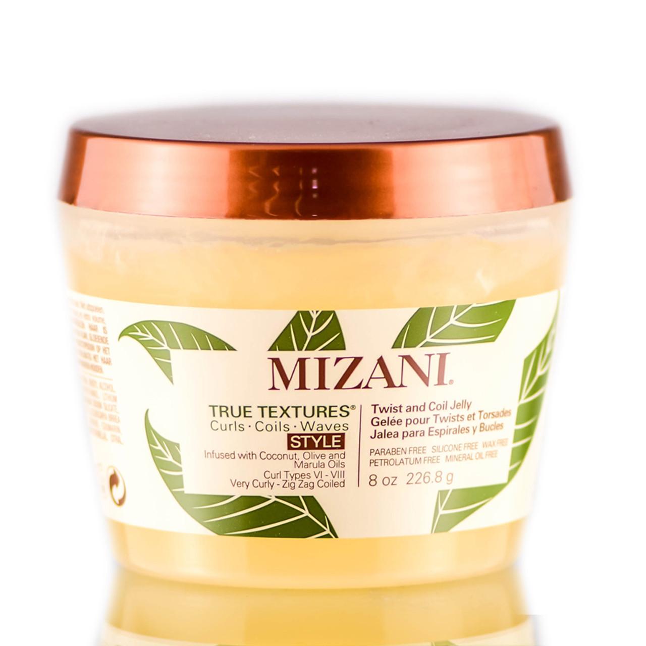 Mizani True Textures Twist and Coil Jelly - SleekShop.com (formerly Sleekhair)
