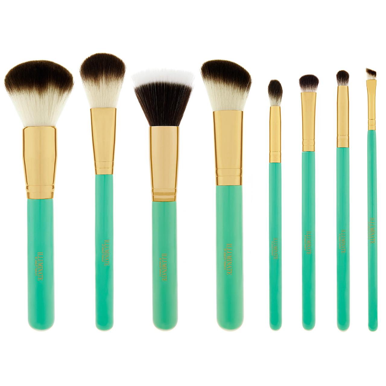 bh cosmetics illuminate by ashley tisdale brush set. Black Bedroom Furniture Sets. Home Design Ideas