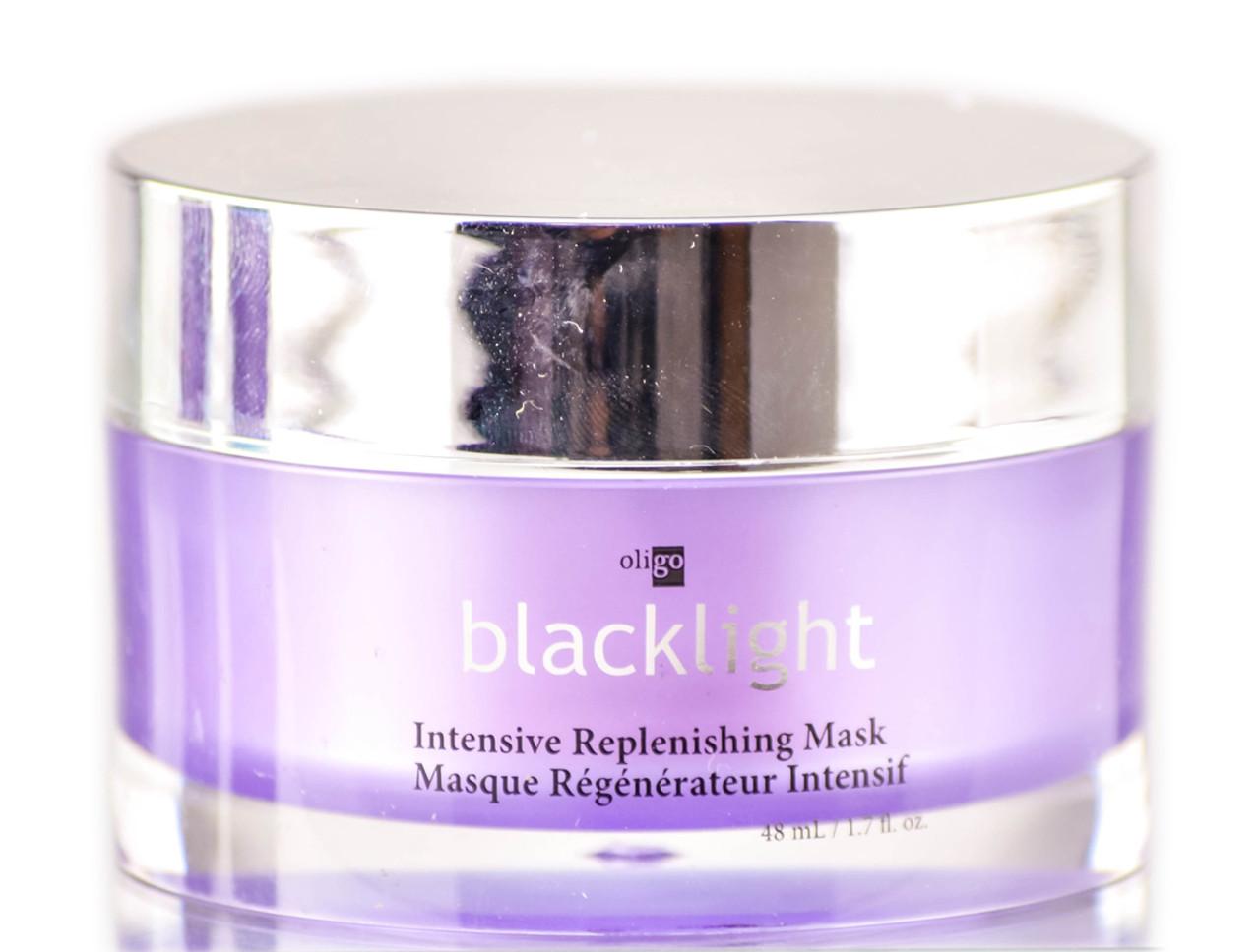 oligo blacklight intensive replenishing mask formerly sleekhair. Black Bedroom Furniture Sets. Home Design Ideas