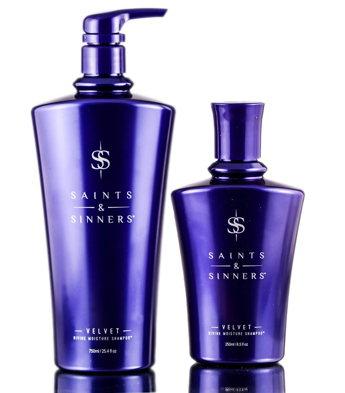 Velvet shampoo
