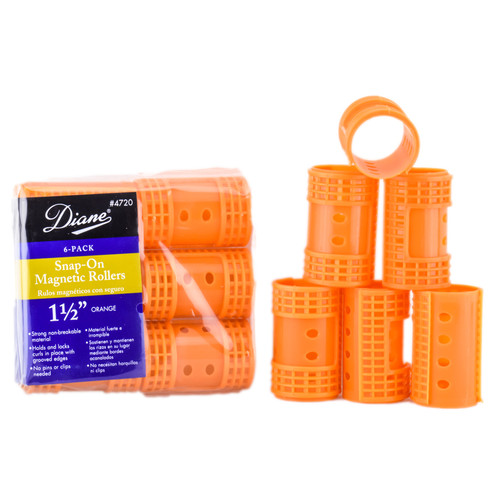 Diane Snap On Magnetic Rollers