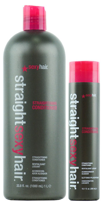 Sexy straight hair products
