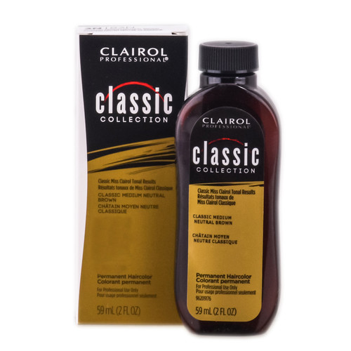 Clairol Professional Classic Collection Permanent Haircolor ...