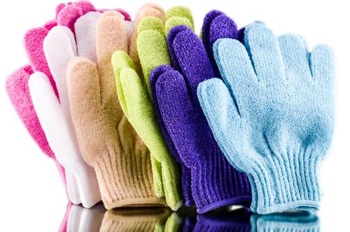 Spa Sister: Spa Sister Exfoliating Bathing Gloves (Color : White) La Mer - Creme de La Mer Blue Heart (2015 World Oceans Day Limited Edition) - 100ml/3.4oz