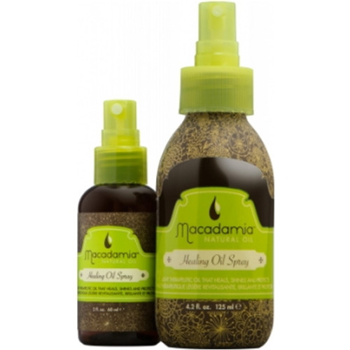 Macadamia Natural Oil Haircare Healing Oil Treatment