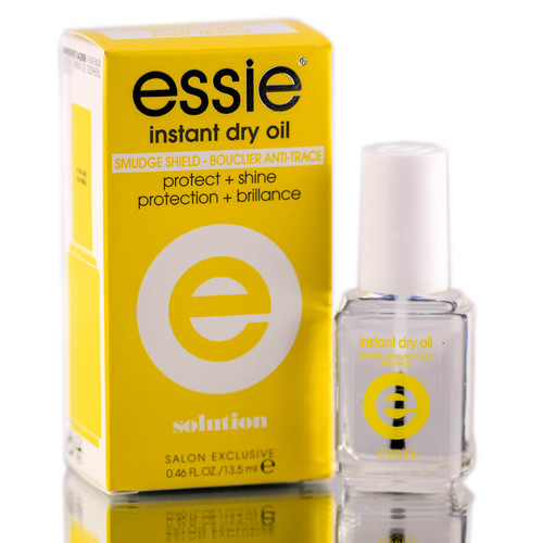 Instant Stencils Product : Nail supplements essie instant dry oil smudge shield