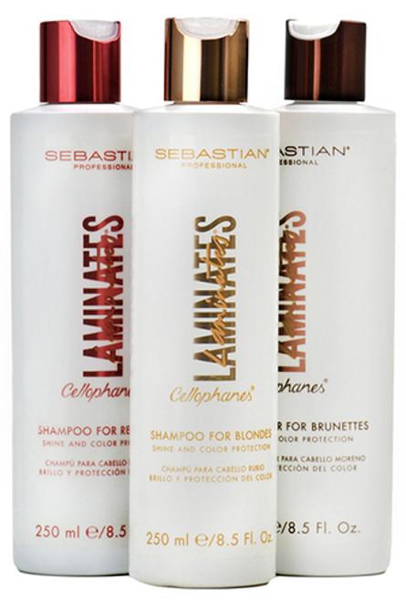 Sebastian Laminates Cellophanes Shampoo Sleekshop Formerly
