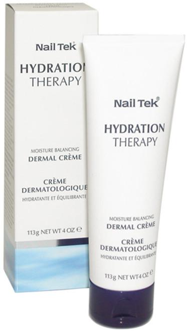 Nail Tek Hydration Therapy Wrinkle Reducing Creme (Size : 6 oz) 2 Pack - Andalou Naturals ClearSkin Oil-Free Moisturizer, Acai + Kombucha 2.10 oz