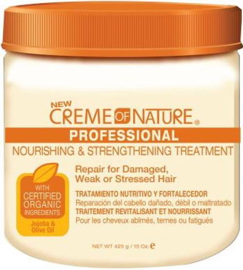 Creme Of Nature Professional Nourishing Strengthening Treatment