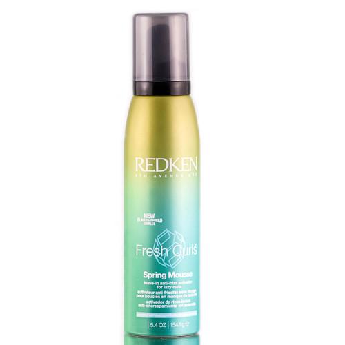 Redken Fresh Curls Spring Mousse - SleekShop.com (formerly Sleekhair)