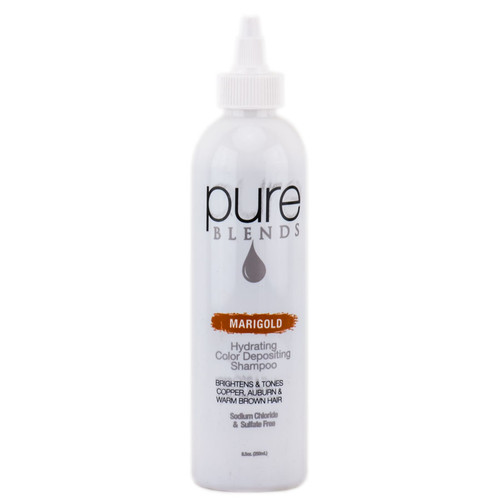 Pure Blends Hydrating Color Depositing Shampoo