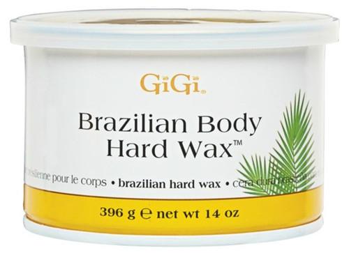 Gigi brazilian bikini hard wax