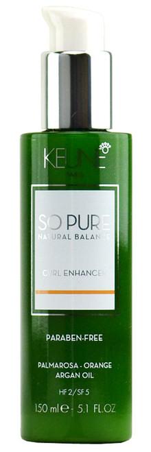 Keune So Pure Natural Balance Curl Enhancer Sleekshop