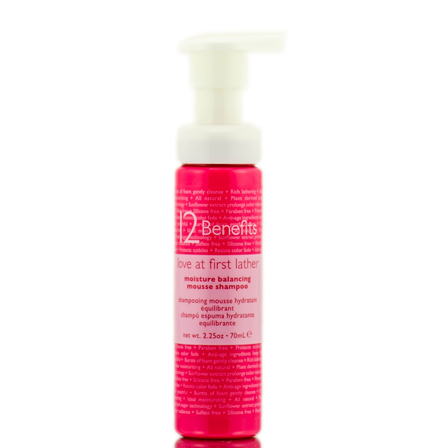 12 Benefits Love at First Lather 851849003215