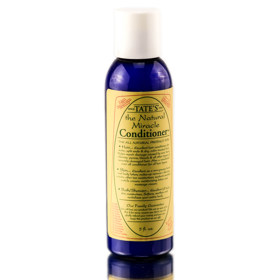 Tate's The Natural Miracle Conditioner 715925809620