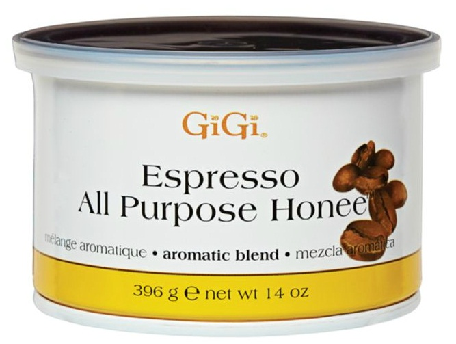 GiGi Espresso All Purpose Honee Wax 073930025207